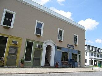Fries, Virginia - Downtown Fries, 2012