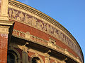 Frieze on the Royal Albert Hall 2008 01.jpg