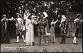 "Friluftsteatret paa Bygdø 1911. ""Elverhøi"" (15532354571).jpg"