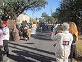 Fringe Parade 2012 SClaude Tiki Seesaw.JPG