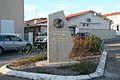 Frontignan memorial Tassigny.JPG
