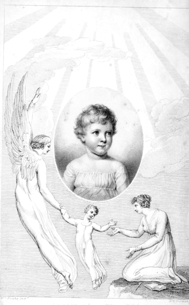File:Frontispiece to A Father's memoirs of his Child.png