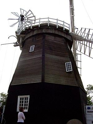 Fulbourn - Fulbourn windmill
