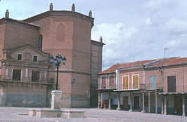 Plaza Mayor de Alaejos