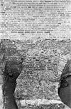 fundering 13e eeuws apsis zuid-transept naar het zuiden - groningen - 20092551 - rce