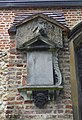 Funerary stone on the southern side of St Mary's Church, Barnes.jpg