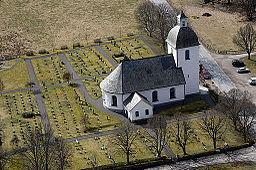 Gällaryds kirke fra luften.jpg