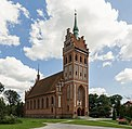 Górowo Iławeckie, kościół NSPJ zewnątrz.jpg