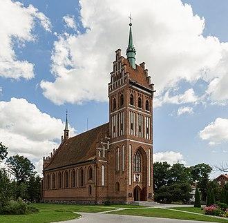 Górowo Iławeckie - Roman Catholic Church