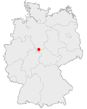 Göttingen in Germany.png