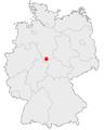 Göttingen in Germany.png
