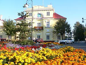 Gąbin - Town Hall