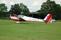 G-HBOS - DHC1 - Not Available