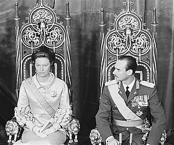 Grand Duke Jean and his wife Josephine-Charlotte (1964) GD Jean of Luxembourg and his wife Josephine-Charlotte 1964-11-12.jpg