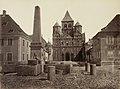 GM Eckert - Maursmünster. Abteikirche Saint-Etienne nach 1870 (FM-2014-300-203-23).jpg