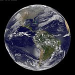 GOES Full Disk View March 6, 2010 (4411113080).jpg