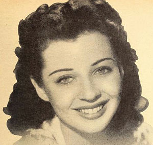 affiche Gail Russell
