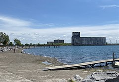Gallagher Beach, Buffalo Harbour State Park, Buffalo, Nowy Jork - 20210527.jpg
