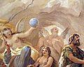 Galleria di luca giordano, 1682-85, antro dell'eternità e nascita dell'uomo 03 tempo.JPG