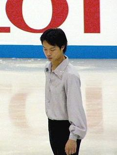 Gao Song (figure skater) Chinese figure skater