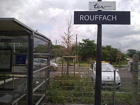 Image illustrative de l'article Gare de Rouffach