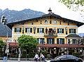 Garmisch-Partenkirchen, the Atlas Posthotel.JPG
