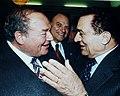 Gary Ackerman and Hosni Mubarak.jpg