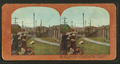 Gathering a few home relics at the ruins of the Wenban Palace, Van Ness Ave., San Francisco, from Robert N. Dennis collection of stereoscopic views.png