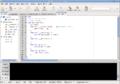 Geany screenshot on ubuntu.png