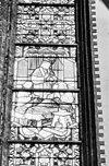 gebrandschilderd raam in koor - beers - 20029603 - rce