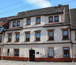 Elisabeth Rethberg - Rethberg's birthplace in Schwarzenberg