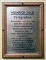 Gedenktafel Fehrbelliner Platz (Wilmd) Heinrich Zille.jpg