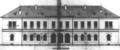 Geislingen an der Steige Bahnhof Stadtseite ca 1848.png