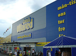 Ullared - Gekås, the department store that has made the village well known