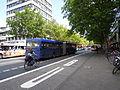 Gelenkbus (ex Aseag mit Accom-Werbung) ~ Aachen Bushof ~ 08-2014.JPG