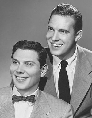 Gene Rayburn - Rayburn and Finch, 1951