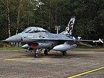 General Dynamics F-16BM Fighting Falcon, FB-24, Belgian Air Force, Belgian Air Force Days 2018 pic1.JPG