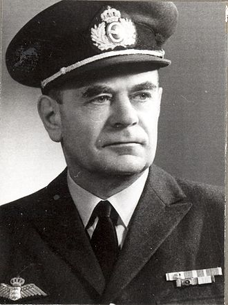 Chief of Defence (Denmark) - Image: General Kurt Rudolph Ramberg