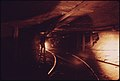 General Scene Underground in the Virginia-Pocahontas Coal Company Mine -3 near Richlands, Virginia 04-1974 (3906392483).jpg