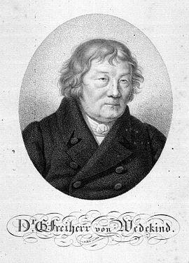 Georg Christian Gottlieb von Wedekind