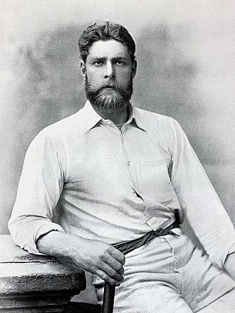 George Bonnor - Image: George Bonnor c 1895
