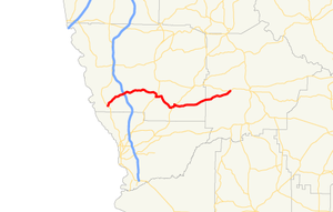Georgia State Route 315 - Image: Georgia state route 315 map