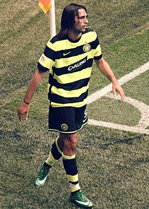 Georgios Samaras - Samaras playing for Celtic