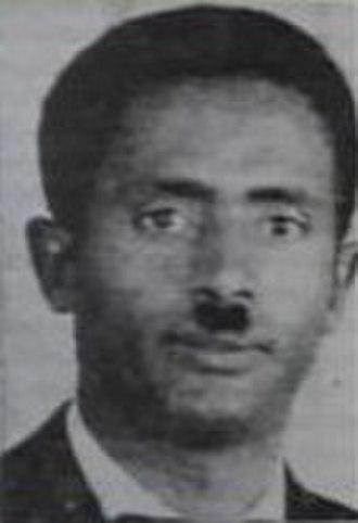 1960 Ethiopian coup attempt - Germame Neway