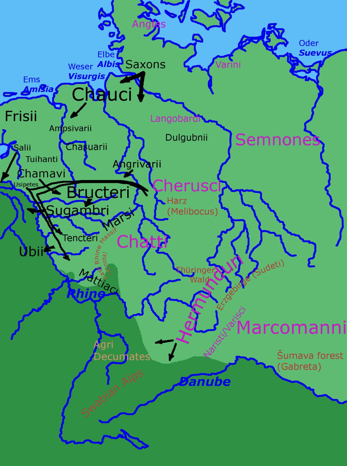 Suebi - Wikipedia