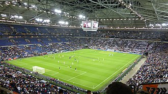 2003–04 UEFA Champions League - Image: Germany v Ireland Euro 2016 Qualifier (15365957457)