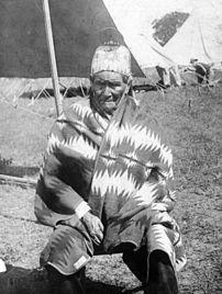 Geronimo, a Native American (Chiricahua Apache...