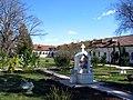 Ghighiu monastery inside.jpg