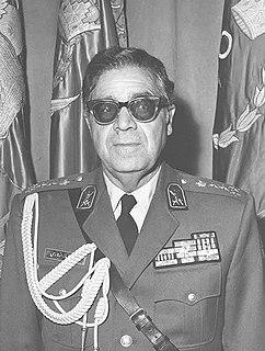 Gholam Reza Azhari Iranian army officer