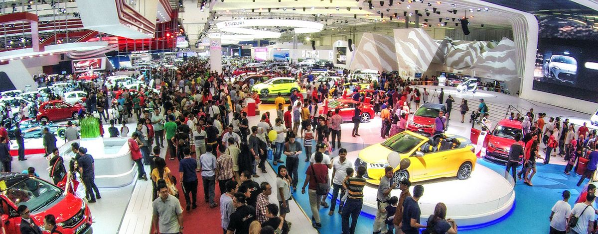 Car Show 2015 >> Indonesia International Auto Show Wikipedia